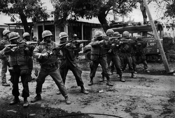 Tet Offensive, Battle of Hue, Vietnam